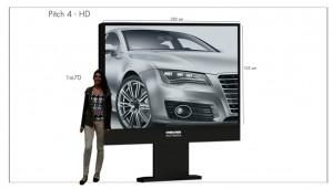 Affichage dynamique - Affichage LED - Moniteur professionnel - Ecran géant vidéo