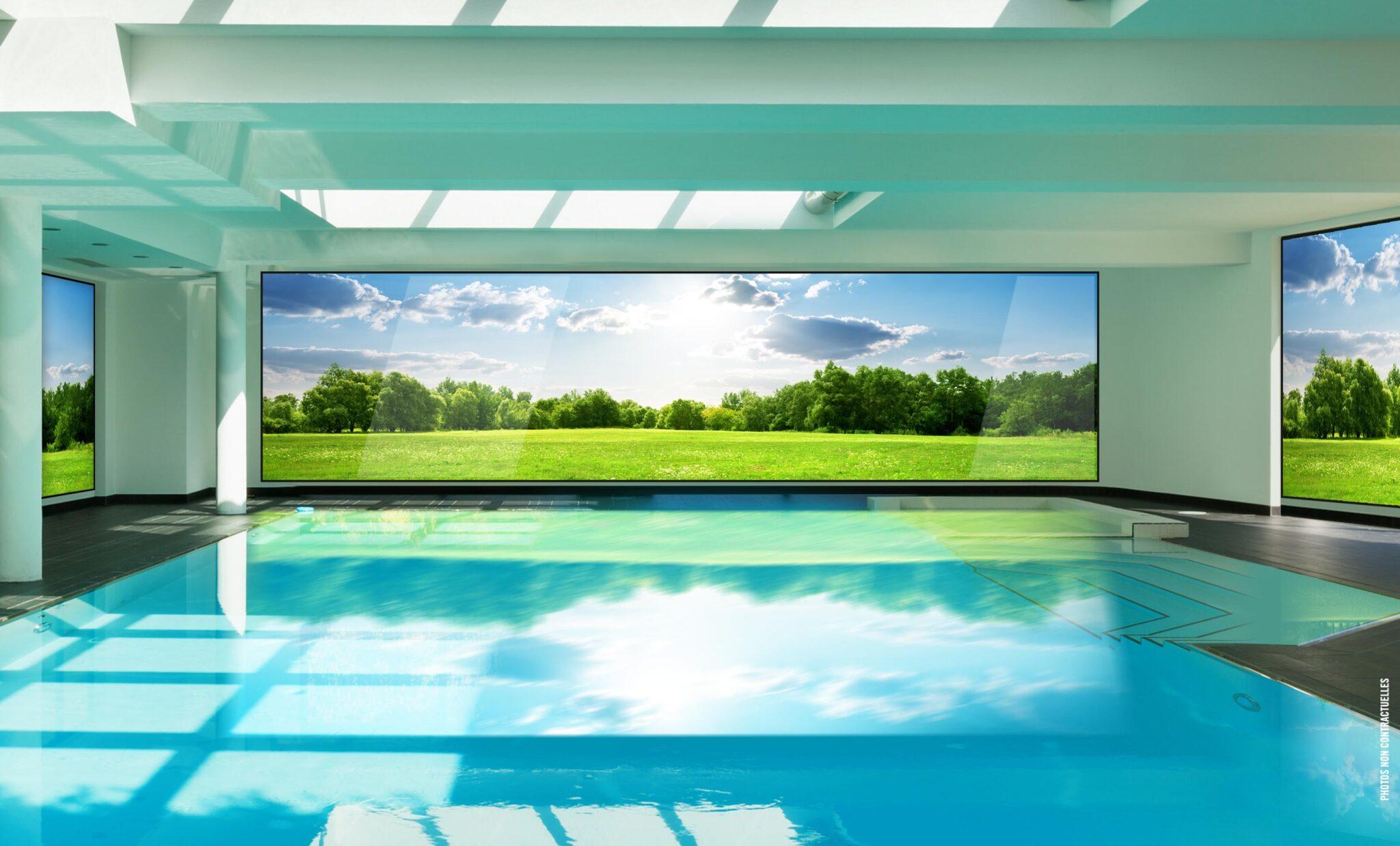 Les dalles d' affichage LED SHENZHEN Multimédia servent à la conception de mur d'images intérieur.