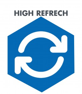 Icône High Refresh