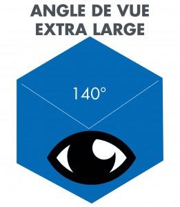 Icône Angle de vue Extra large