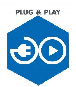 Icône Plug & Play 2016