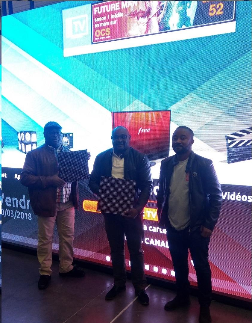 Shenzhen Multimédia® - Ouverture de l'agence Afrique de l'Ouest
