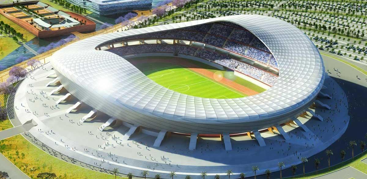 Shenzhen Multimédia® gagne 3 stades pour la CAN 2021