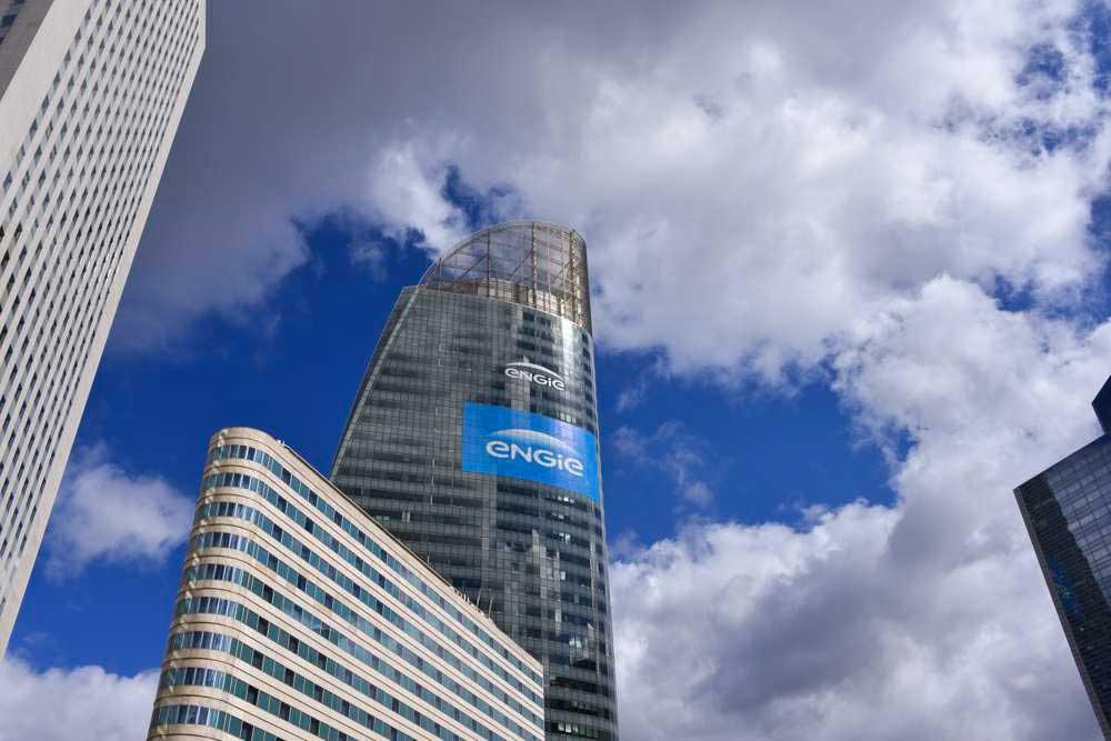 ENGIE opte pour une SHENZHEN LEDTV pour son siège social de La Défense à PARIS